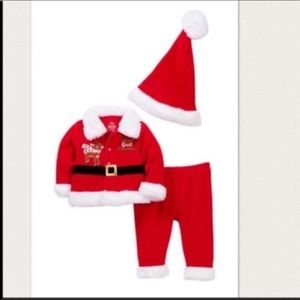 Nordstrom baby's first Christmas set holiday